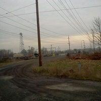 Photo taken at PGE Harborton Yard by Dameon C. on 12/14/2011