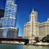 Photo prise au Chicago Architecture Foundation River Cruise par 😃 Suhaila le8/6/2012