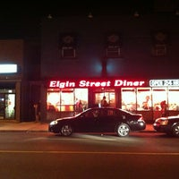 Photo taken at Elgin Street Diner by ʌlı on 8/25/2012