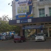 Photo taken at XL Center Office BSD by Wisnu B. on 8/26/2012