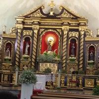 Photo taken at Santuario de San Antonio Parish by Stephanie A. on 5/20/2012