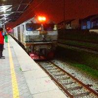 Photo taken at KTM Line - Kajang Station (KB06) by Absolute P. on 4/25/2012