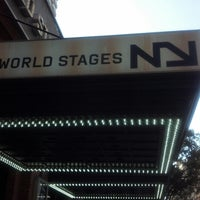 Photo taken at New World Stages by Miguel G. on 7/29/2012