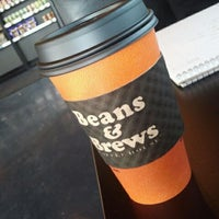 Photo taken at Beans & Brews by Theary O. on 1/30/2012