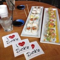 Photo taken at RA Sushi Bar Restaurant by Danielle @. on 2/14/2012