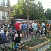 Photo taken at Vedgewater Community Garden-Peterson Garden Project by Troy M. on 5/30/2012