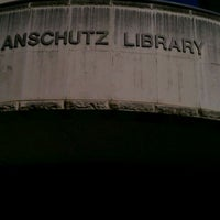 Photo taken at Anschutz Library by Sonia S. on 9/8/2011