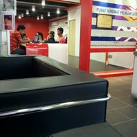 Photo taken at UiTM Student Service Centre by najiha c. on 10/7/2011