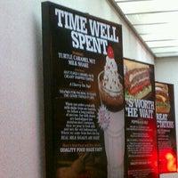 Photo taken at Steak 'n Shake by Dan B. on 12/20/2011