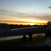 Photo taken at Windrushers Gliding Club by Mark S. on 1/12/2012