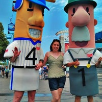 รูปภาพถ่ายที่ Summerfest 2011 โดย Dan B. เมื่อ 7/8/2011