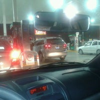 Photo taken at OXXO Gas by DR_Arrabi on 11/30/2011