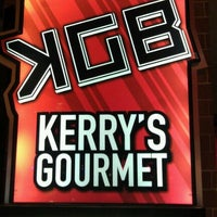 Photo taken at KGB: Kerry's Gourmet Burgers by Kristi M. on 11/11/2011