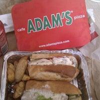 Photo taken at adam's pizza by Yalçın Ö. on 9/9/2011