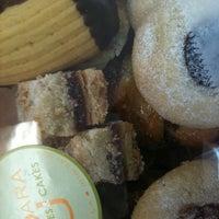 Photo taken at Sara J Pastries & Cakes by lucinda m. on 11/25/2011