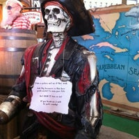 Photo taken at Buccaneer Bay Miniature Golf by Nancy M. on 9/3/2011