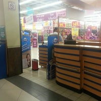 Photo taken at Carrefour by Maan on 9/7/2012