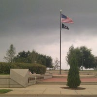 Photo taken at Wall South Veterans Memorial by David M. on 9/2/2011