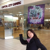 Photo taken at Capital City Gaming by Rob T. on 1/28/2012