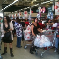 Photo taken at Santa Isabel by Crizz V. on 10/1/2011