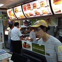 Photo taken at McDonald's by Renan O. on 7/17/2012