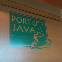 Photo taken at Port City Java by Chad P. on 8/16/2011