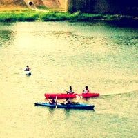 Photo taken at RiverScape MetroPark by Michelle A. on 8/3/2012