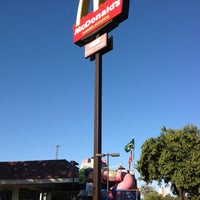 Photo taken at McDonald's by Lucas F. on 3/8/2012
