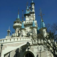 Photo taken at Lotte World Adventure by Clara S. on 2/27/2012