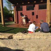 Photo taken at Celadon Outdoor Amphitheater by Trisha B. on 5/17/2012