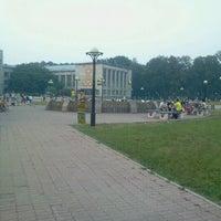 Photo taken at Площадь Юности by Михаил С. on 6/25/2012