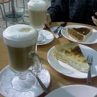 Photo taken at Cafeteria Cioccolatta by Karina P. on 6/1/2012