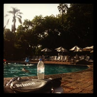 Photo taken at Club Brisas Coral by Oscar D. on 8/6/2012