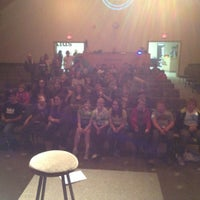 Photo taken at Crosspoint church by Jamie C. on 12/11/2011