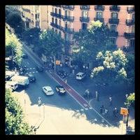 6/21/2012 tarihinde Isaac P.ziyaretçi tarafından NH Gran Hotel Calderón'de çekilen fotoğraf