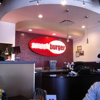 Photo taken at Smashburger by Joe M. on 11/13/2011