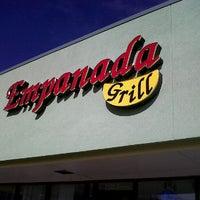Photo taken at Empanada Express by Jesus R. on 1/28/2012