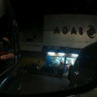 Photo taken at Supermarket Saga Jayapura by Nur Alam MN -. on 11/1/2011