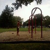 Photo taken at Krull Park by Shana C. on 9/3/2011