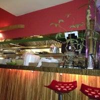 Photo taken at Bun SoHo by Irina on 1/1/2012