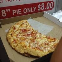 Photo taken at 99¢ Fresh Pizza by Nick F. on 7/29/2012