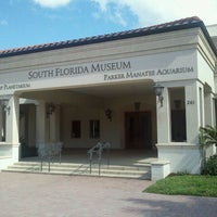 Photo taken at South Florida Museum by Emily M. on 11/7/2011