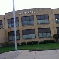 Photo taken at Roy Elementary School by Richard B. on 4/19/2011