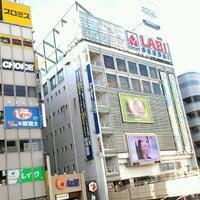 Photo taken at Yamada Denki by Satoru A. on 1/2/2012