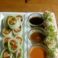 Photo taken at RA Sushi Bar Restaurant by Jae P. on 9/7/2011