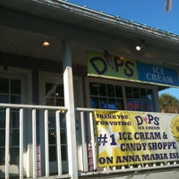 Photo taken at Dips Ice Cream by Brooke P. on 5/22/2012