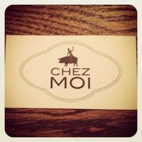 Снимок сделан в Chez Moi пользователем Emma H. 6/19/2012