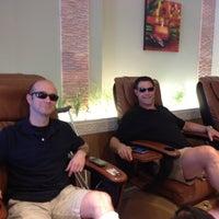 Photo taken at NC Nail & Spa 2000 by Evan K. on 5/19/2012