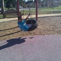 Photo taken at Vista Park by Kingsley K. on 3/5/2012