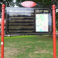 Photo taken at Woodford Square by Jeconiah M. on 12/28/2011